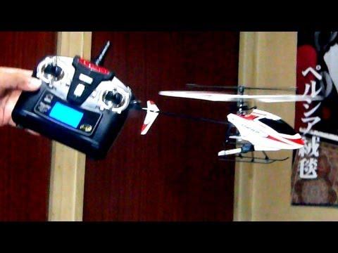 WLTOYS V911 / Hobbyking FP100  Micro Helicopter ラジコンヘリ