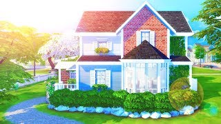Forever Family // The Sims 4: Speed Build