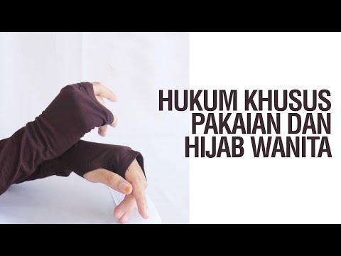 Hukum-Hukum Khusus Pakaian dan Hijab Wanita Muslimah - Ustadz Ahmad Zainuddin Al Banjary