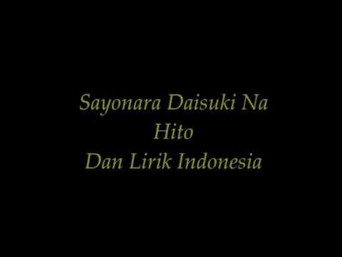 Sayonara daisuki na hito (sub Indo)