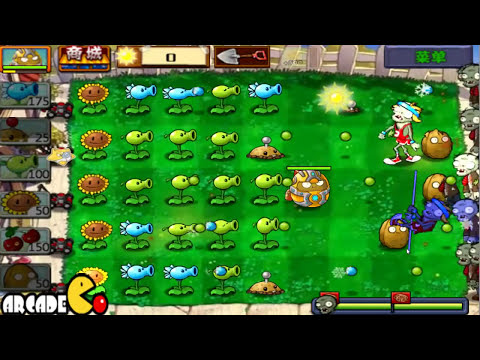 Plants vs Zombies 2: Journey To The West - PVZ Walkthrough Part 2 ( Unlocked Potato Hero)