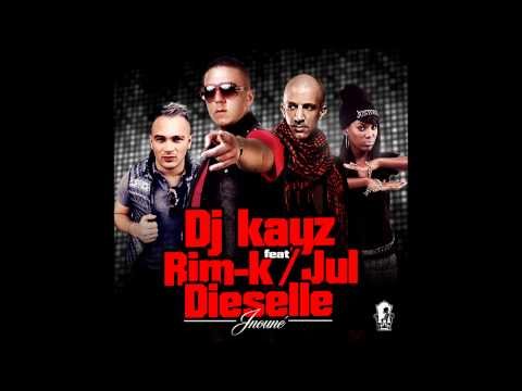 DJ KAYZ feat RIM-K / JUL / DIESELLE - Jnouné - SON OFFICIEL (inedit)