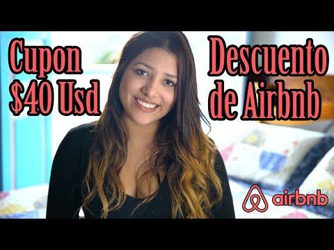 Cupon Descuento Airbnb 2018
