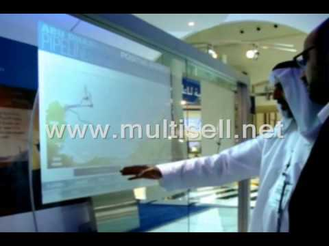 MultiPoint GLASS for Dolphin Energy in Qatar