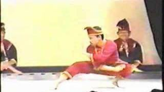 Pencak Silat (part 1) from Malaysia