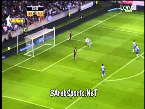 اهداف نجوم بورتو 4 - 4 نجوم برشلونة | مباراة إعتزال ديكو