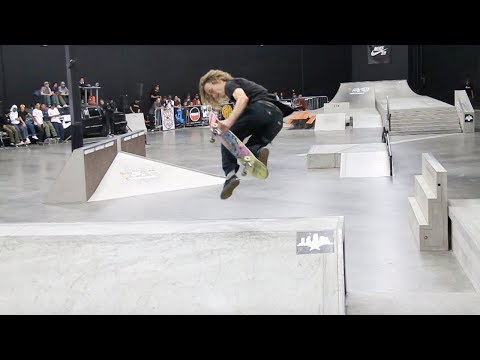 Kyle Eggen Damn Am LA 2018 Finals Highlights