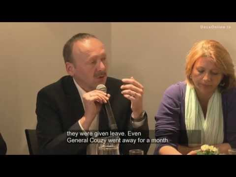 19. Why is it difficult for the Dutch to take full responsibillity for Srebrenica