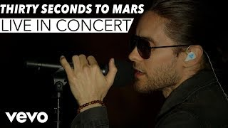 Клип 30 Seconds To Mars - Night Of The Hunter (live)