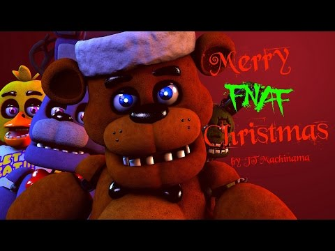 [FNAF SFM SONG]Merry FNAF Christmas Song by JT Machinima