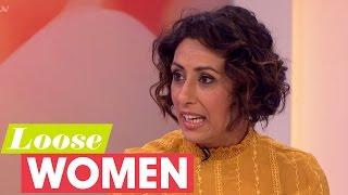 Saira Khan Opens Up About Avoiding Sex With Her Husband | Loose Women