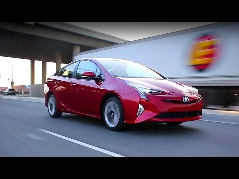 2017 Toyota Prius Review And Road Test