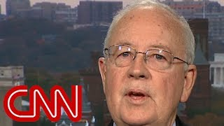 Ken Starr, Jeffrey Toobin clash on acting Attorney General Matt Whitaker
