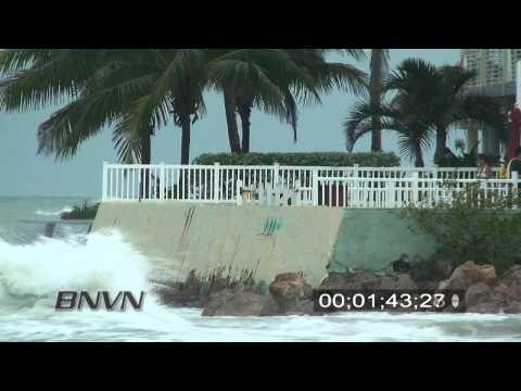 8/31/2008 Hurricane Gustav Video. Siesta Key, FL Part 1