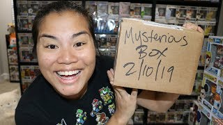 Shumi Funko Pop Mysterious Box Unboxing - [2.10.19]