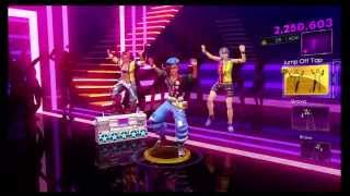 Macarena Bayside Boys Mix Dance Central 3 Hard 100 5 Gold Stars