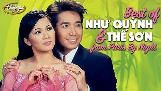 Best of Như Quỳnh & Thế Sơn (Paris By Night Collection 1)