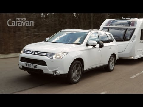 Practical Caravan Mitsubishi Outlander Review