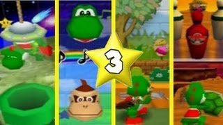 Mario Party 2 - Mini-Game Coaster - World 3 [Hard]