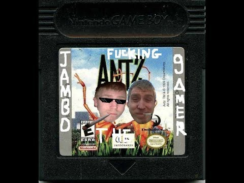 ANTS ARE ASSHOLES IN THE GAME Antz (GBC)