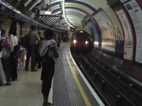 Riding The London Tube