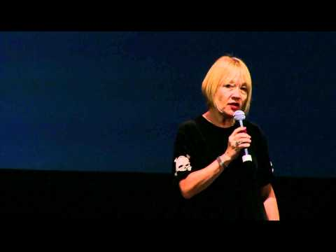 TEDxYouth@SantaMonica - Cindy Gallop - Make Love, Not Porn