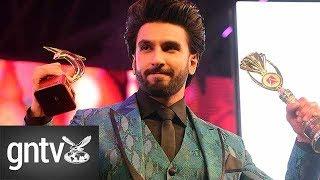 Ranveer Singh Rules Asiavision Awards In Dubai
