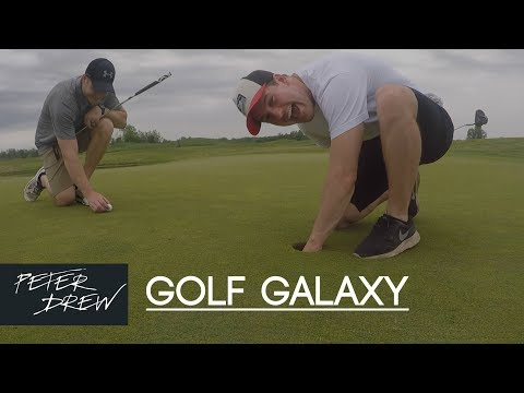 Birthday Month Vlog 13 : Golf Galaxy