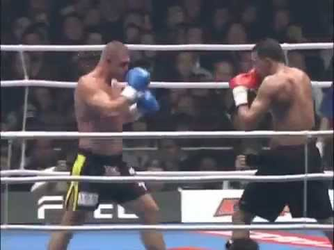 Badr Hari vs Paul Slowinski