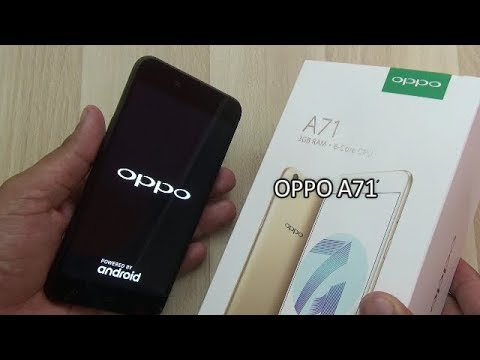 Oppo A71 Unboxing & Full Review !! HINDI