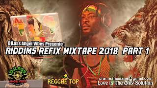 Download Lagu Reggae Riddims Refix Mixtape Feat. Busy Signal, Romain Virgo, Chris Martin, Morgan Heritage Gratis STAFABAND