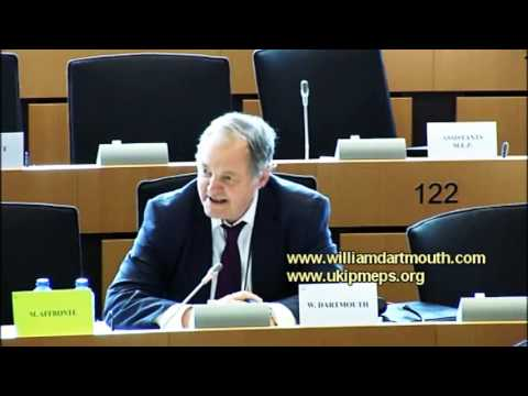Green political platform would take European business back to the Stone Age - William Dartmouth MEP