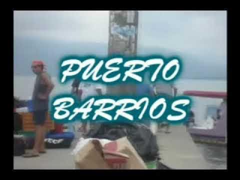 PUERTO BARRIOS, IZABAL... LA TIERRA DE DIOS!!