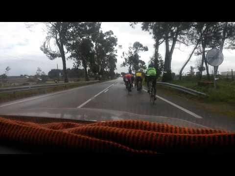 Treino da Equipa de Ciclismo da Aldeia de Paio Pires