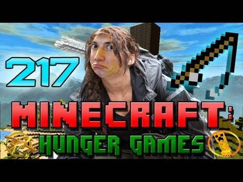 Minecraft: Hunger Games w/Mitch! Game 217 – Fishing From the Rafters! – 2MineCraft.com