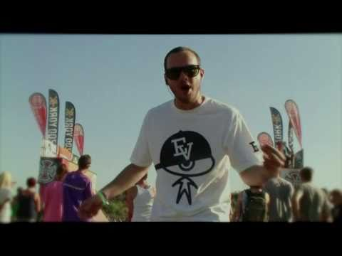 Logos Apeilh - Thrasos (Unofficial Hip Hop Kemp 2010 Video)