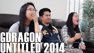 G Dragon Untitled 2014 Reaction Video