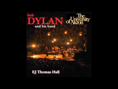 Visions of Johanna - Bob Dylan Akron 2013 live
