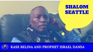 KES BELINA AND  PROPHET ISRAEL DANSA - SEATTLE - AmlekoTube.com