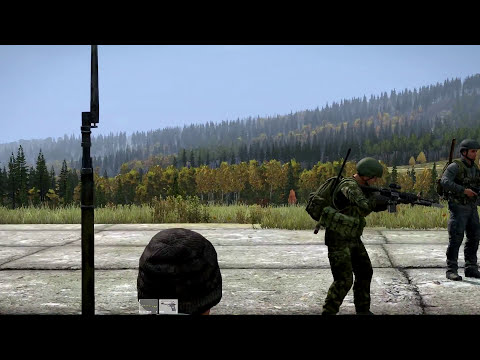 HELICOPTER CRASH SITE! - DayZ Standalone Gameplay Part 36 (PC)