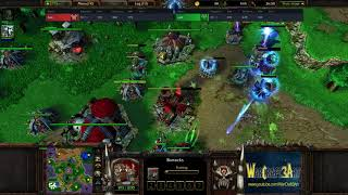 So.in(ORC) vs 120(UD) - WarCraft 3 Frozen Throne - RN3524