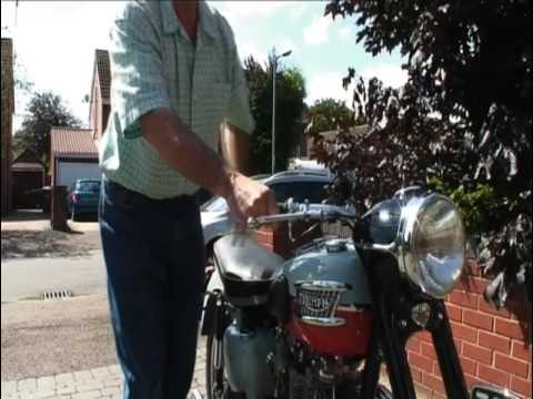 Video: In search of the Triumph Bonneville