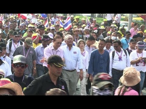 Thai capital braces for 'shutdown' by protesters