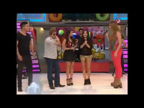 Maite Perroni -  'Tu y Yo'  en Sabadazo 17 de Agosto de 2013