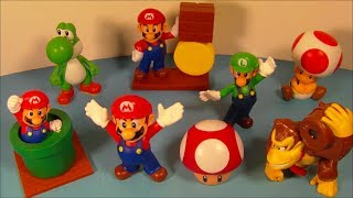 Fast Food Toy Reviews Mario