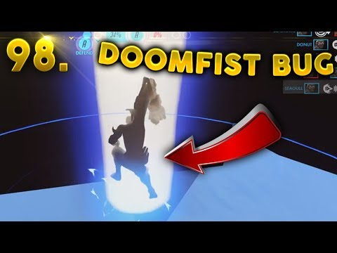First DOOMFIST Glitch Found?? | OVERWATCH Daily Moments Ep. 98 (Funny and Random Moments)