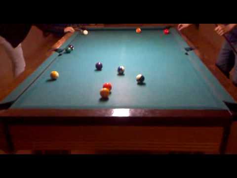 Bilhar em Penalva de Alva - TT vs Rafaela penalva snooker 2010.avi