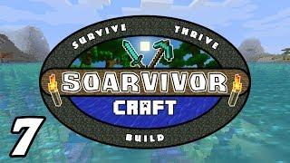 SoarvivorCraft - SLAYING the ENDER DRAGON Community Event! - Minecraft 1.13 Multiplayer - Ep. 7
