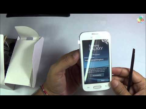 Unboxing and Quick Review of Samsung Galaxy Star Pro S7262