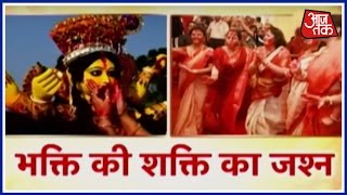 Durga Puja Ends In Riot Of Colours